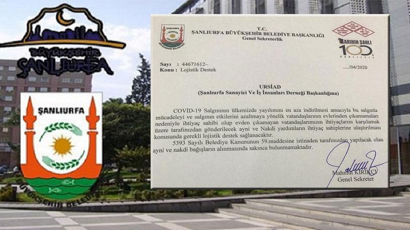 Şanlıurfa Büyükşehir Belediyesi devlet içinde devlet mi kuruyor?