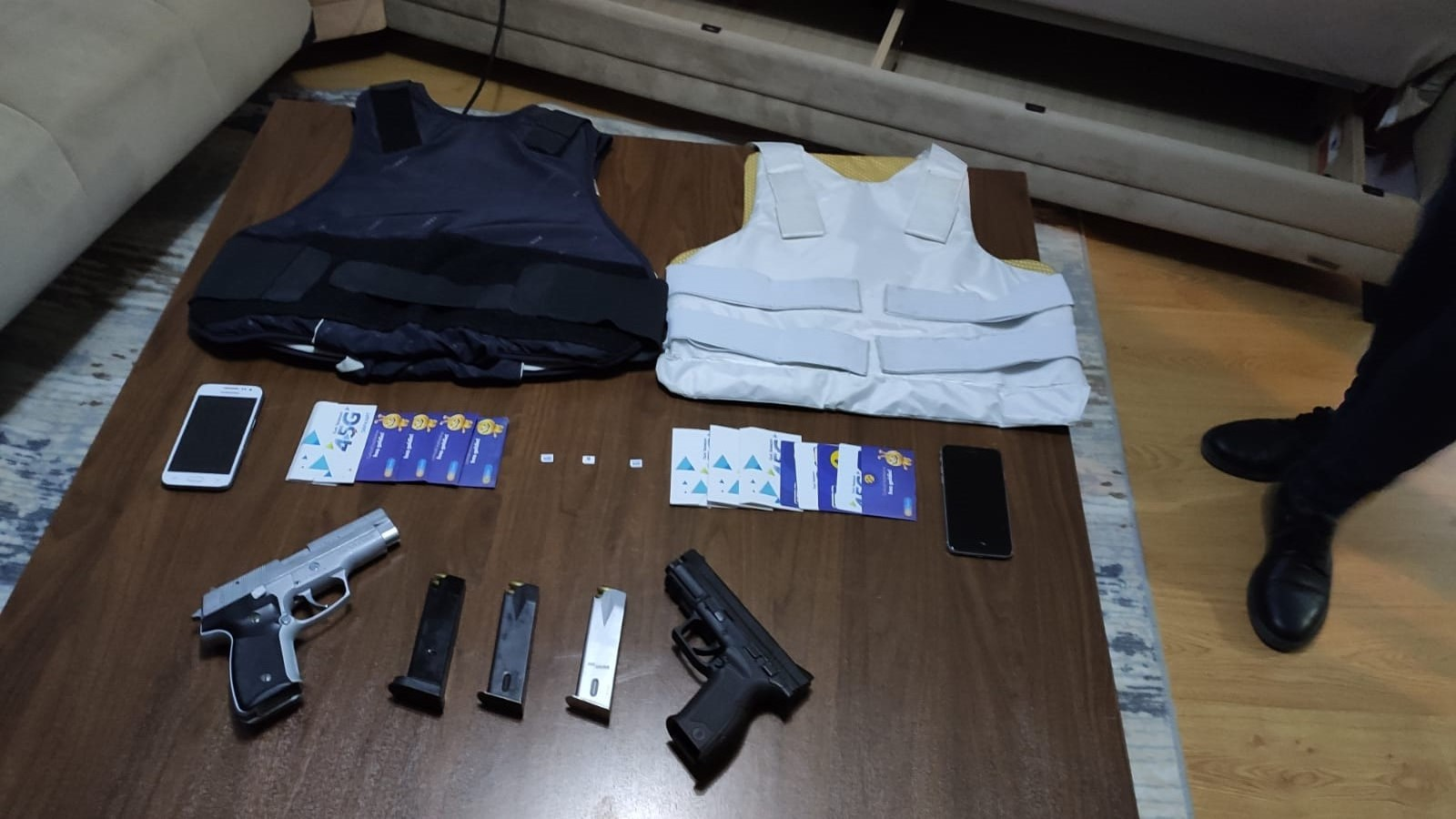 Kemal Daş cinayetinin şüphelileri, villada yakalandı