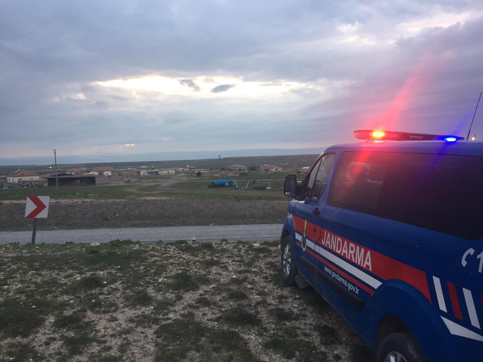 Konya'da bir yayla karantinaya alındı