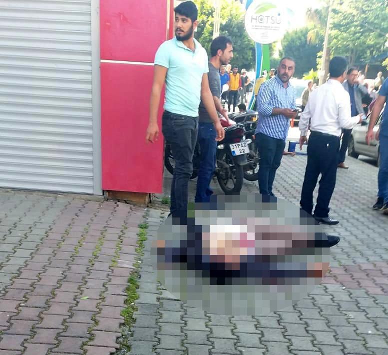 Hatay'da silahlı kavga: 2 ölü, 3 yaralı