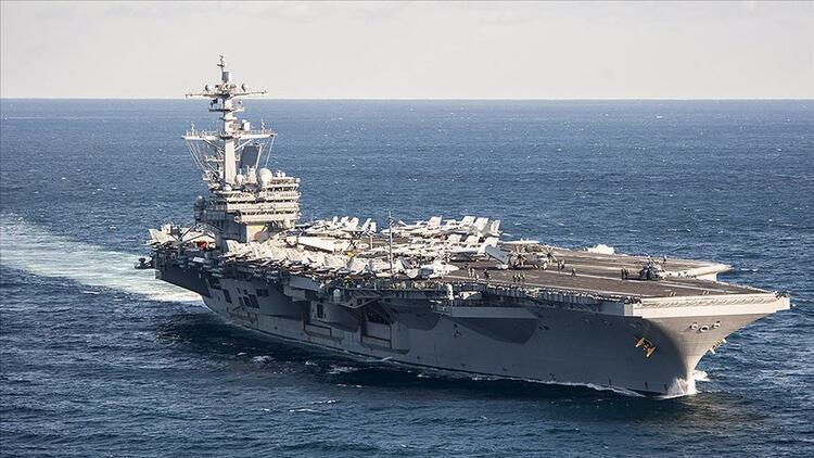 ABD uçak gemisinde koronavirüs kaynaklı ilk ölüm!