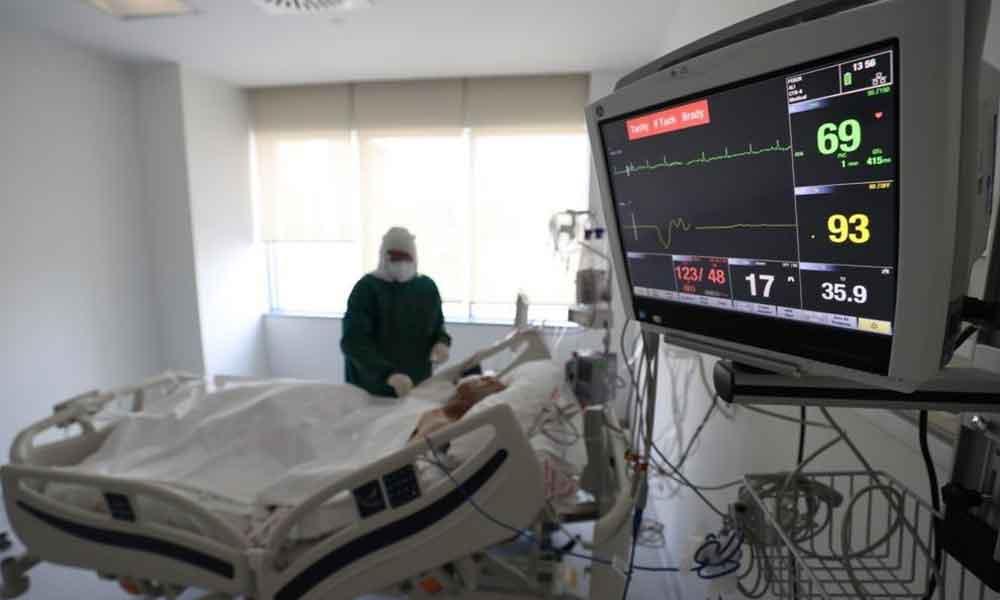 Ankara'daki koronavirüs hastalarının tedavisi görüntülendi… Yoğun bakımdan acile süreç nasıl işliyor?