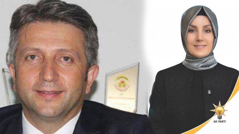 AKP'li vekilin eşi Kültür ve Turizm Müdürü oldu
