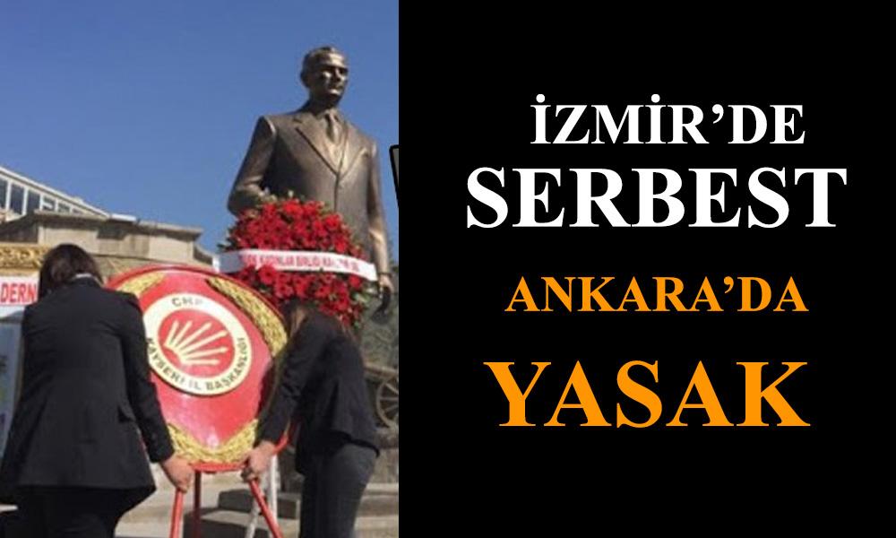 CHP'nin 23 Nisan kutlamasına engel!