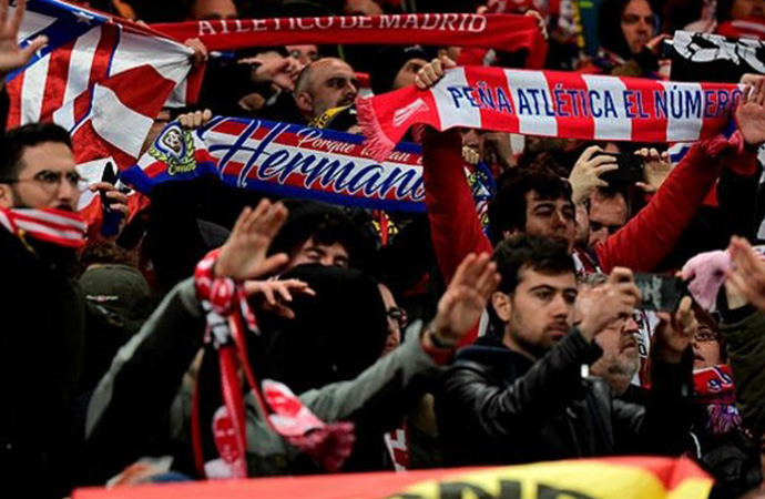 Atletico Madrid'de yüzde 70'lik maaş kesintisi