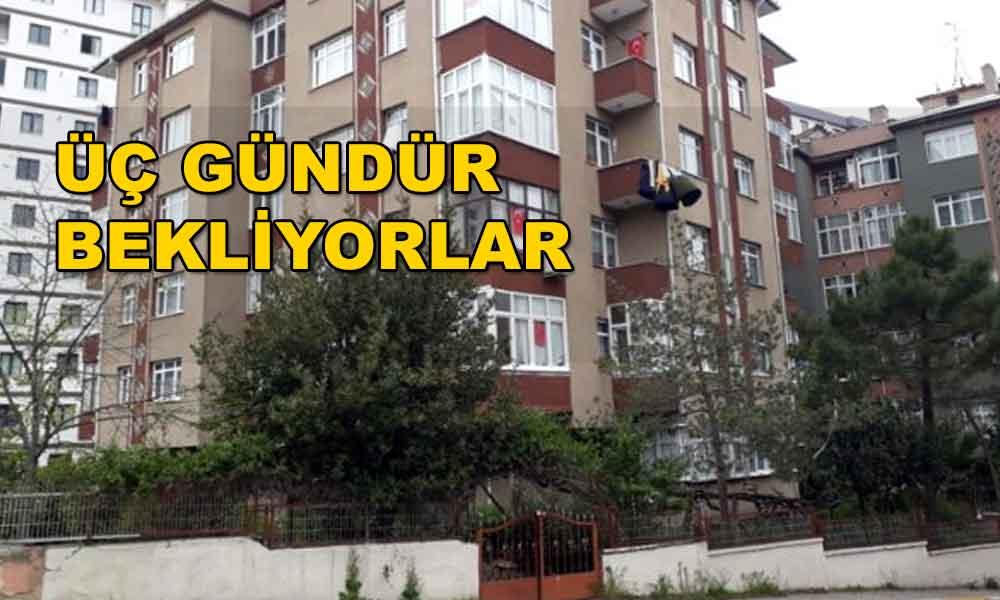 AKP'li belediye koronavirüs vakası olan siteyi dezenfekte etmedi