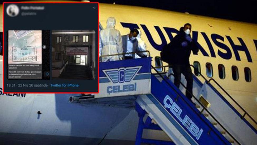 Yurt dışından Bingöl'e getirilerek karantinaya alındı: 'Pasaportumdan bu kara lekeyi nasıl silerim'