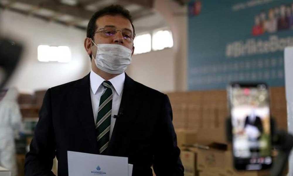 İmamoğlu'ndan Erdoğan'a cevap: İBB devletin ta kendisidir…
