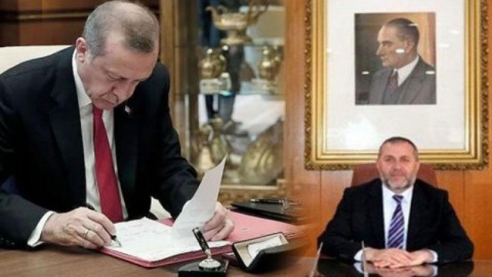 TTK'ya 'Ensar' yöneticisinin atanmasına tepki! 'Atatürk'ün vasiyetine saygısızlık'