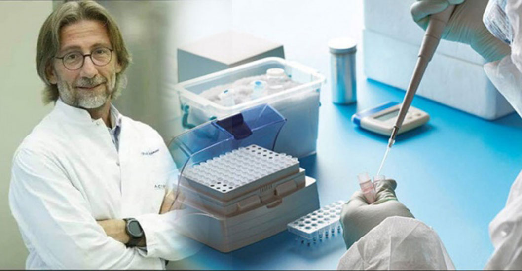 Ercüment Ovalı'dan eleştirilere yanıt: İlaç bulmadık, farmakolojik isim kullandık