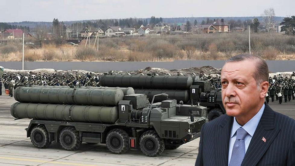 ABD'den S-400 açıklaması! 'Erdoğan'ın anladığına eminiz'