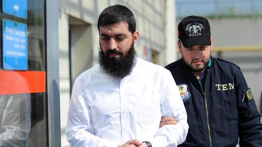 Tahliyesine karar verilen IŞİD'in Türkiye sorumlusu Ebu Hanzala hakkında yeniden tutuklama kararı!