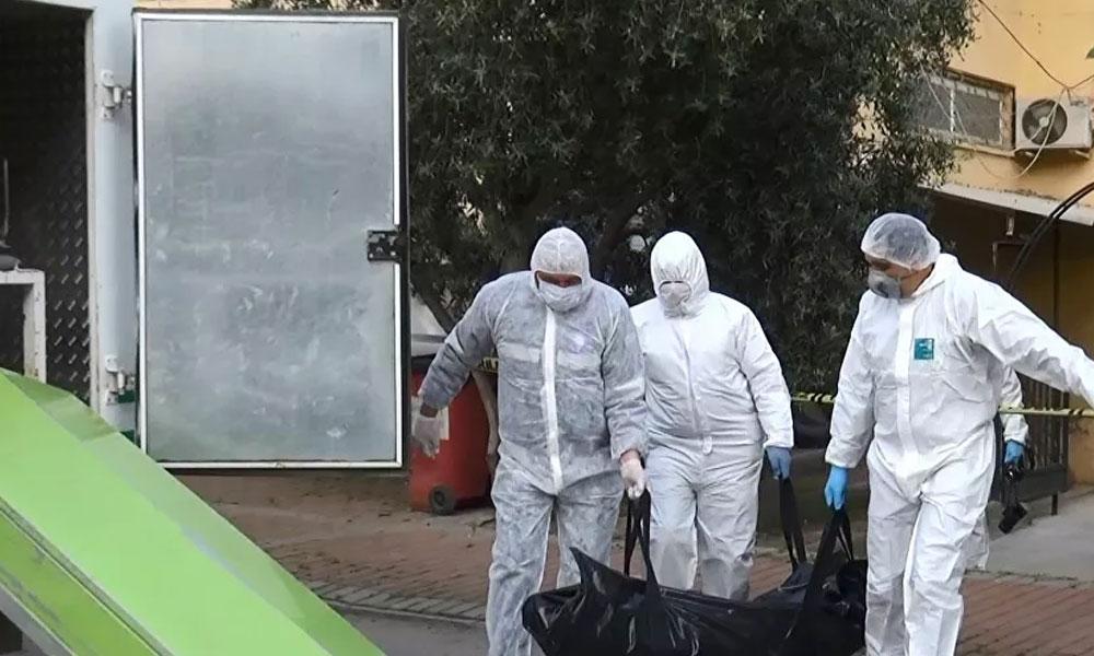 Arkadaşını ziyarete gittiği evde öldü: 'Kovid-19' testi negatif çıkmış