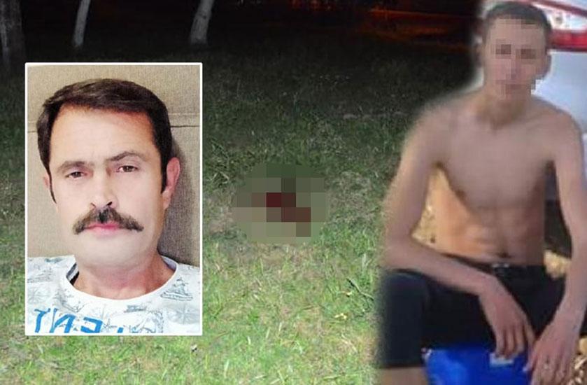 İnfaz yasasısıyla cezaevinden çıktı, arkadaşını öldürdü!