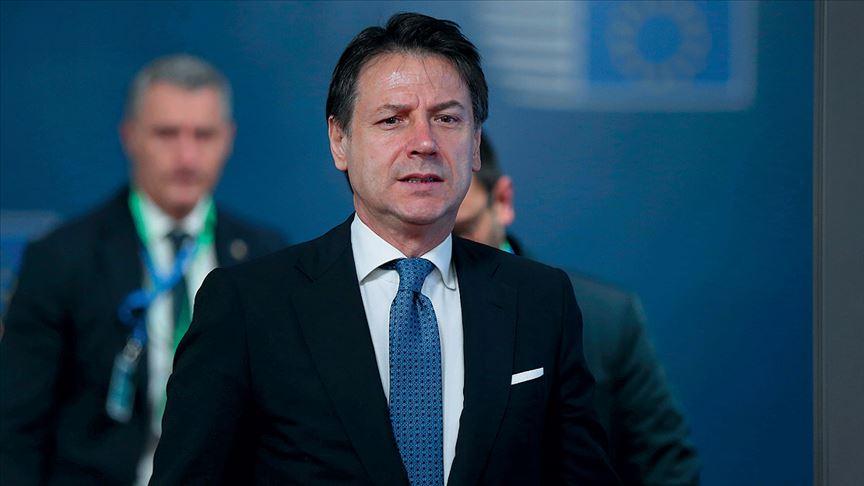 İtalya Başbakanı Conte'nin koruması koronavirüsten hayatını kaybetti