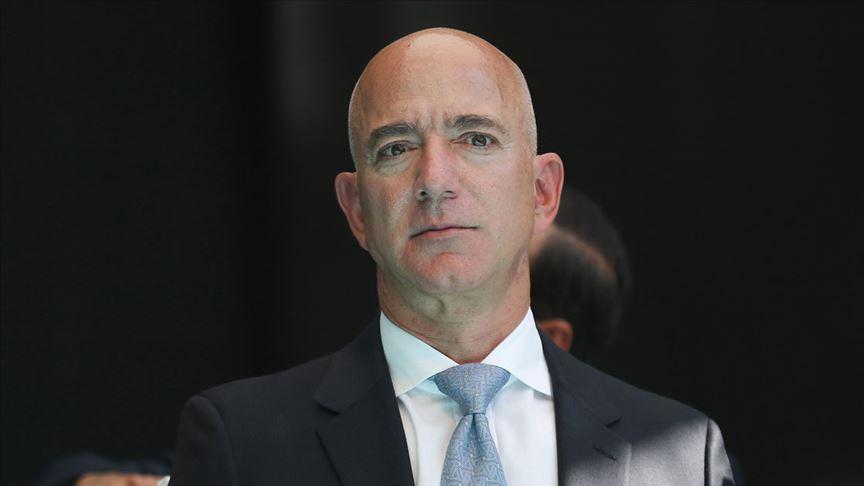 Amazon şirketinin kurucusu Jeff Bezos, servetine 24 milyar dolar daha kattı