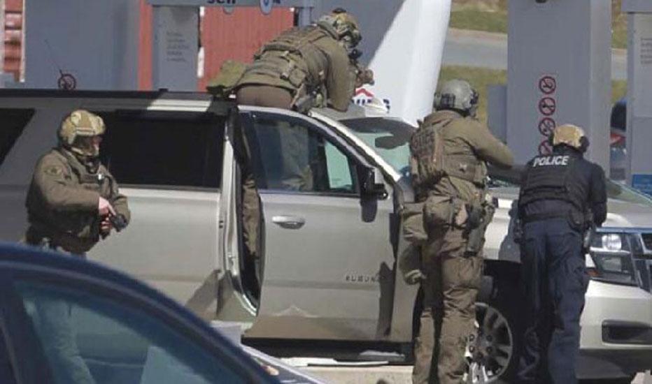 Kanada'da sivillere silahlı saldırı! Çok sayıda ölü var