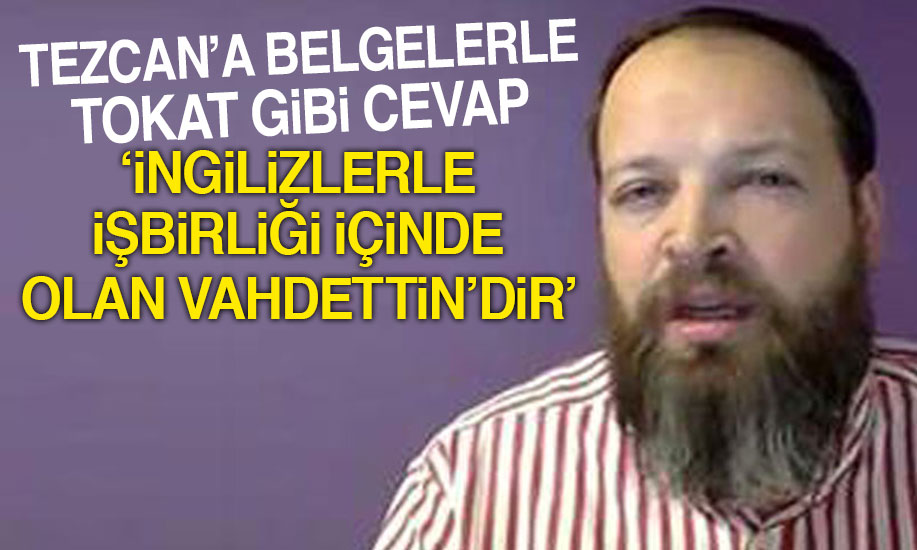 Gerici Fatih Tezcan, 23 Nisan'da da çirkinliğe ara vermedi!
