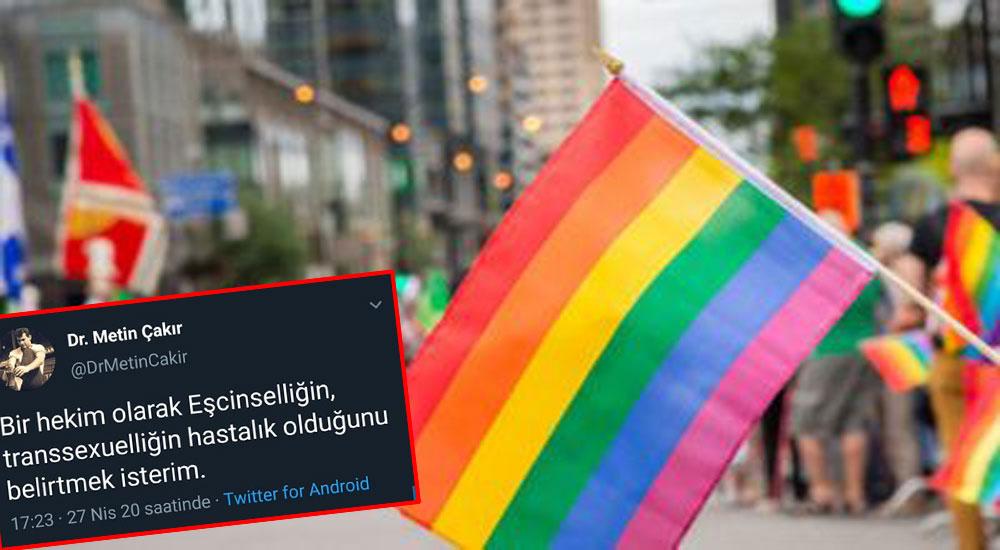 Almanya'da 'Eşcinsellik hastalıktır' diyen Türk doktor görevden alındı
