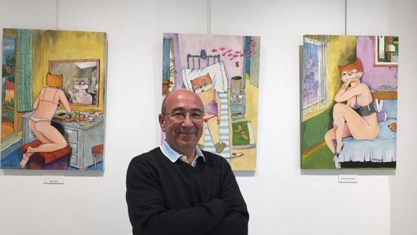Karikatürist Murat Kürüz hayatını kaybetti