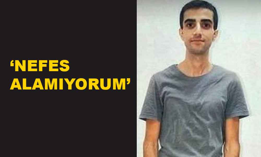 Mustafa Koçak'ın son sözleri yürek burktu