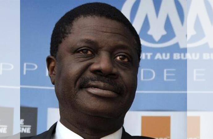 Marsilya eski başkanı Diouf, koronavirüsten hayatını kaybetti