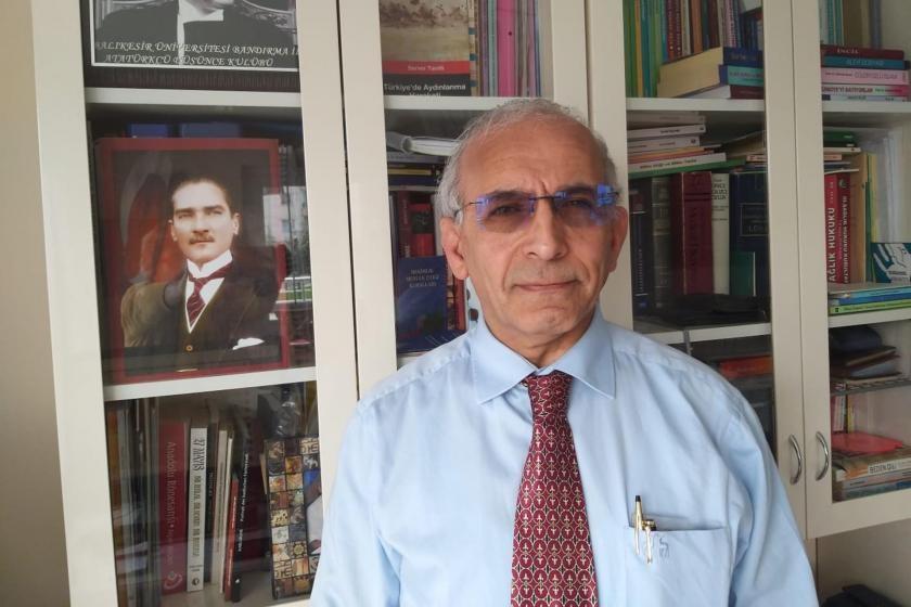 Yandaş medya hedef göstermişti… Prof. Dr. Ahmet Saltık'a ölüm tehdidi!