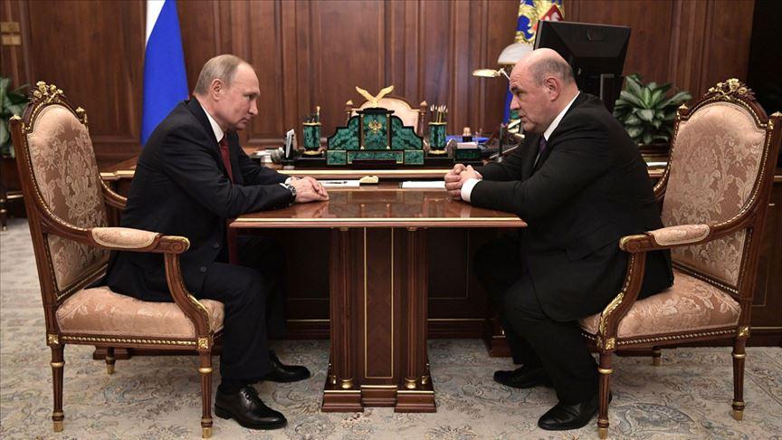 Rusya Başbakanı koronavirüse yakalandı