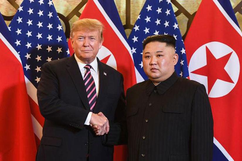 Trump: Kim Jong-un'un sağlığı konusunda bir fikrim var ama…