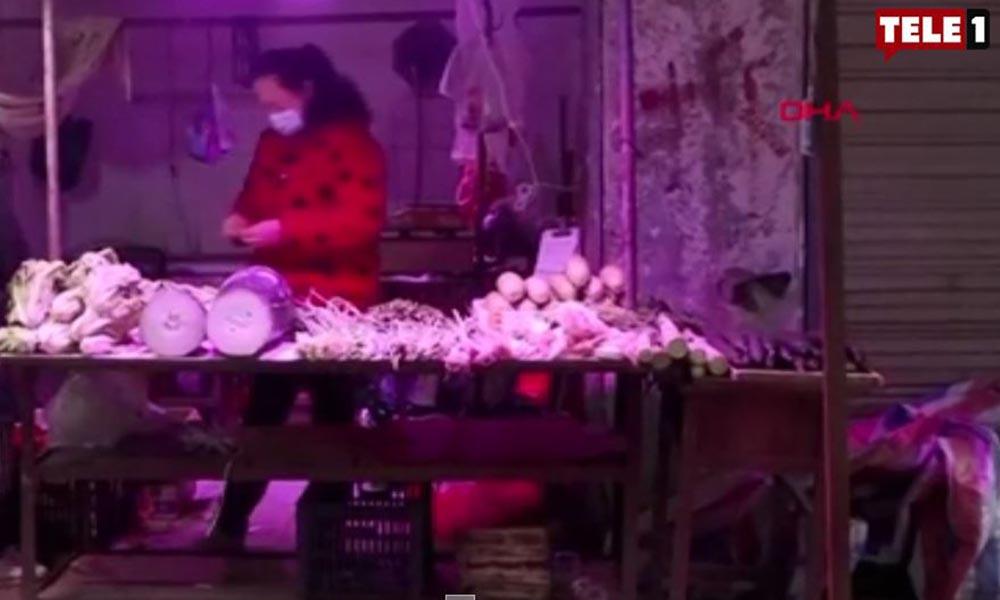 Vuhan'daki hayvan pazarı yeniden faaliyette!