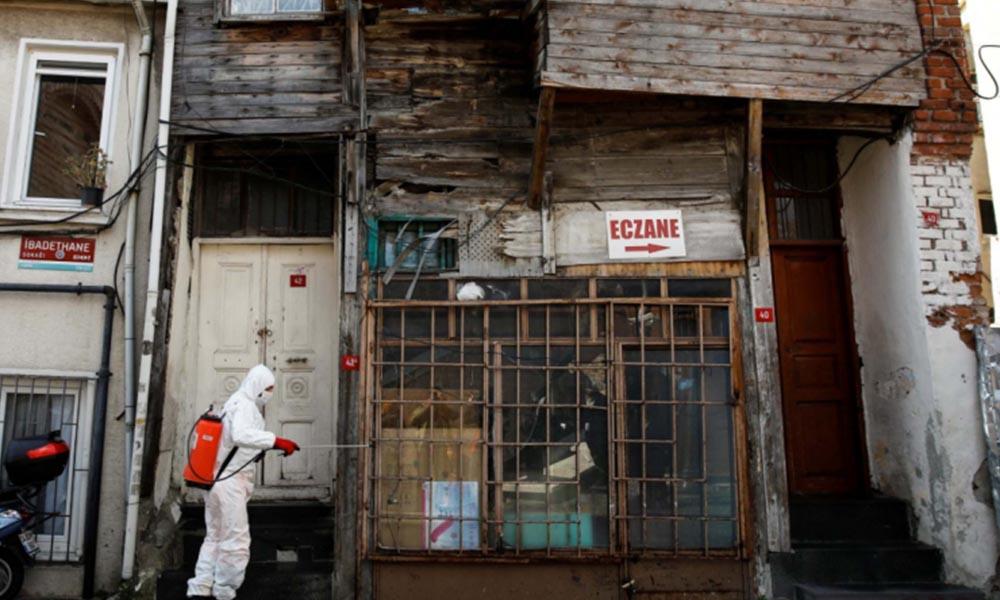 Koronavirüs salgını 1 yıl sürerse Türkiye ekonomisi yüzde 38 küçülecek