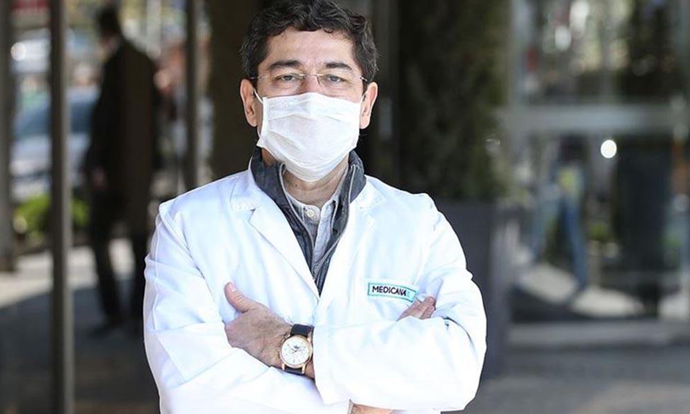 Koronavirüsü yenen doktor Özuğuz: Virüsün ilerleme hızı korku filmi gibi