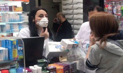 İstanbul Eczacılar Odası Başkanı'ndan maske isyanı: Rutin işimizi yapamaz olduk