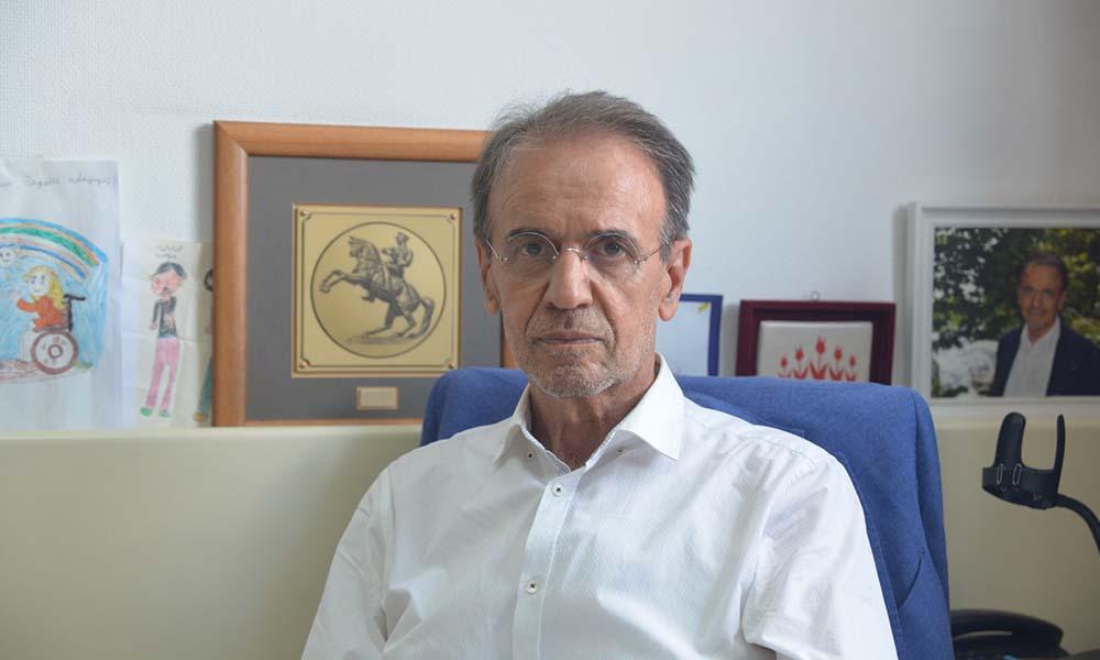 Prof. Dr. Ceyhan: Her yıl 14 bin çocuğu aşı yapmadığımız için kaybedebiliriz