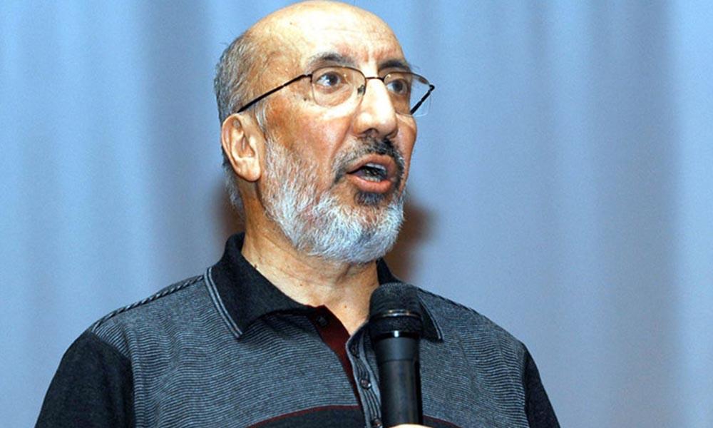 Yeni akit yazarı Abdurrahman Dilipak 'Korona'nın faydaları'nı yazdı!