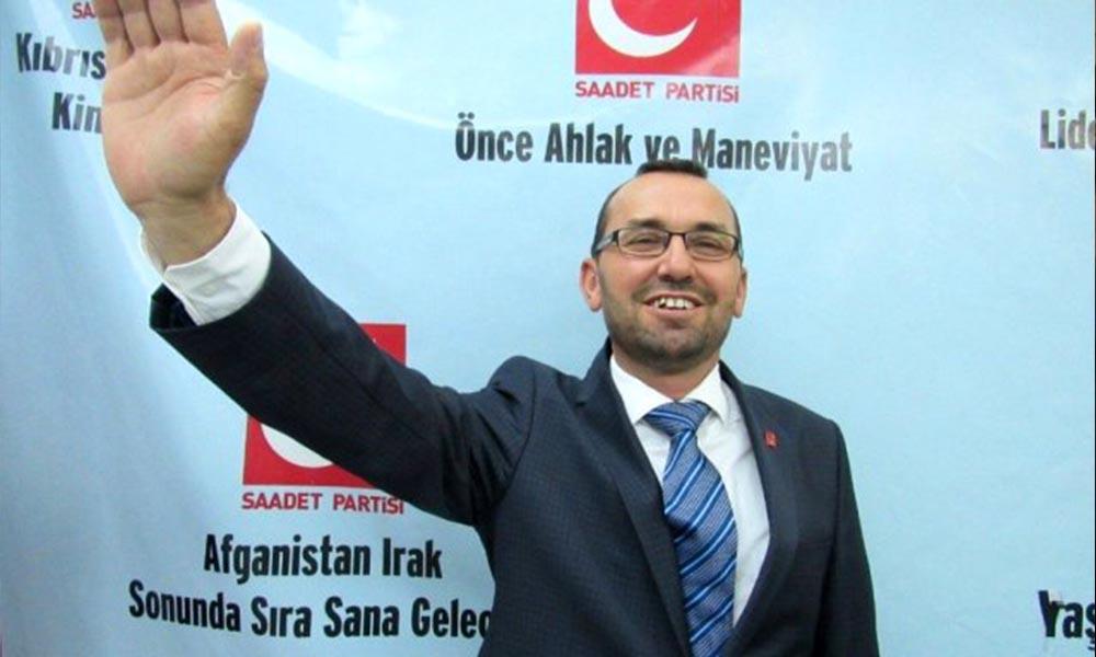 Saadet Partisi'nin acı günü! İlçe Başkanı Mehmet Önal koronavirüse yenik düştü