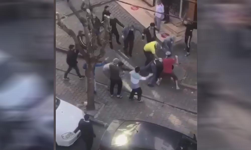 Fırıncıların kavgasına 31 bin 800 liralık para cezası! İşte o görüntüler…