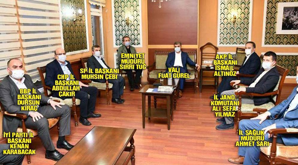 Erdoğan'ın yapamadığını Karabük Valisi yaptı
