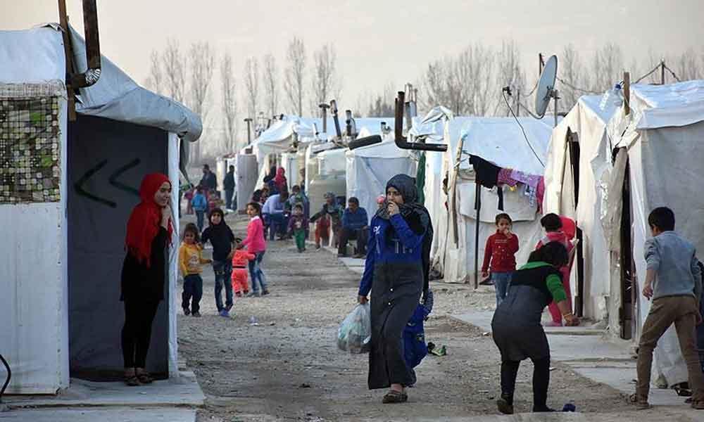 ABD'den Türkiye'deki Suriyeli mültecilere koronavirüs yardımı