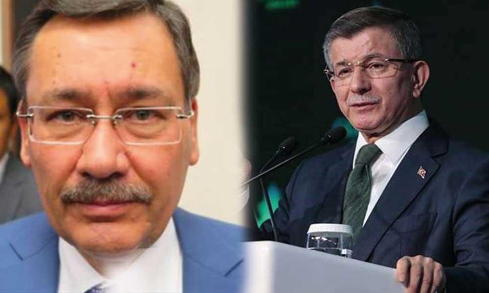 Melih Gökçek Ahmet Davutoğlu'na 'DHKP-C'lisin' dedi