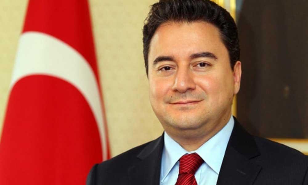 Ali Babacan'ın partisine 100 bin başvuru