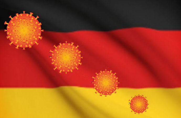 Almanya'da 'Korona Uyarı App' uygulaması