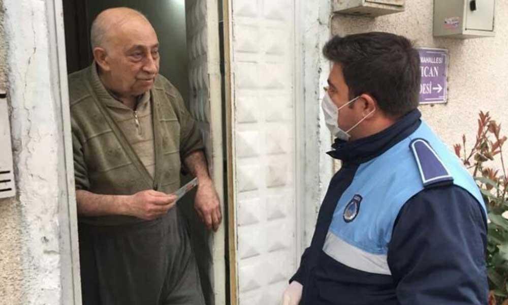 Türkiye'nin konuştuğu Burhan amcadan sevindiren haber