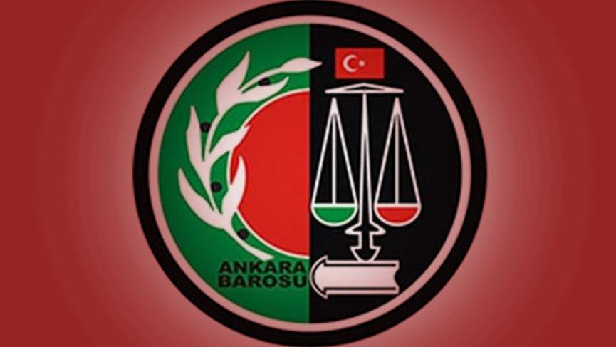 Ankara Barosu'ndan 'Diyanet' soruşturmasına ilişkin açıklama