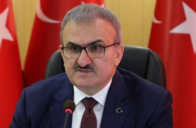 Antalya Valisi vatandaşa 'Kimliksiz yumurta kafa' dedi