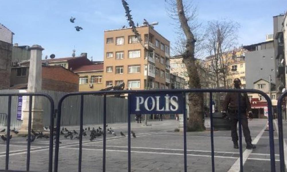 İstanbul ve Ankara'da işlek caddeler ve meydanlar geçici olarak kapatıldı