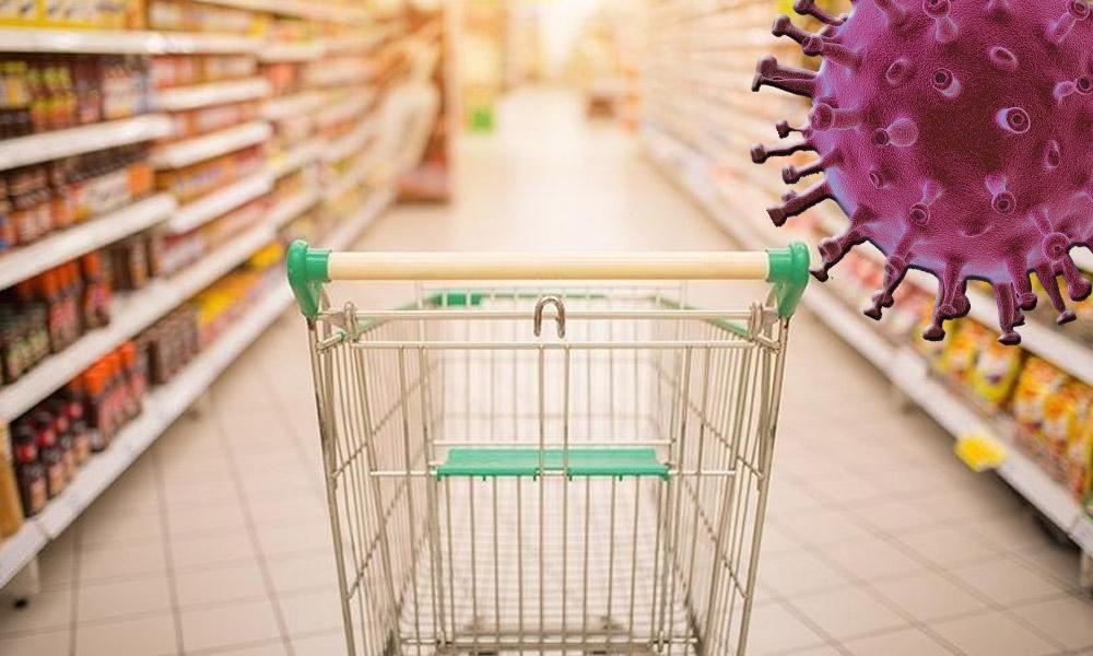 Marketten alınan ürünlerden koronavirüs bulaşır mı?