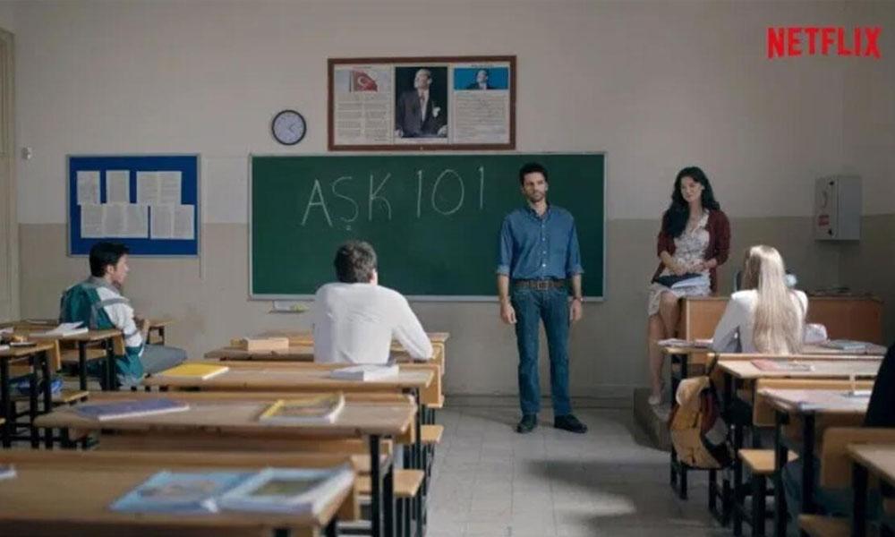 Netflix'in yeni Türk dizisine karşı homofobik kampanya