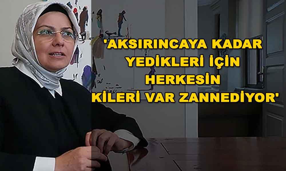 AKP kurucusu Ayşe Böhürler'in paylaşımına tepki yağdı