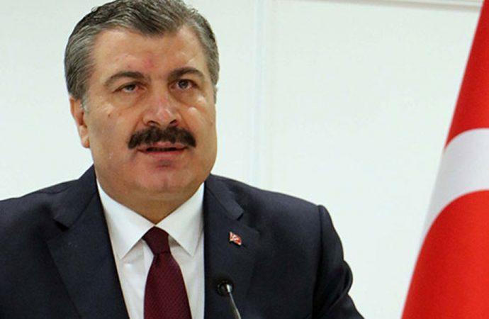 Türkiye'de koronavirüs kaynaklı can kaybı 2 bin 376'ya yükseldi